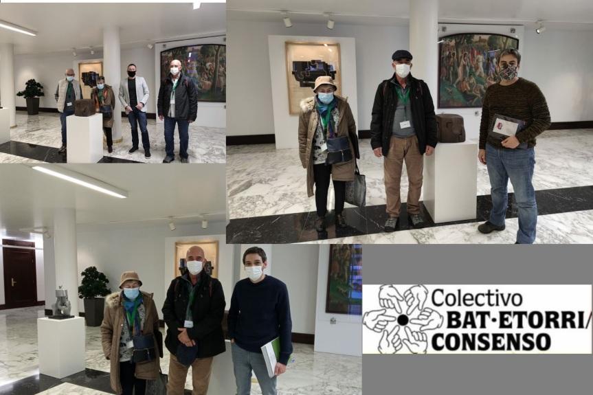 BAT ETORRI abre una ronda de contactos con los partidos políticos de la CámaraVasca.